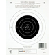 Champion GTQ3/1 50 YD SINGLE BULLSEYE (12/PK) 40759