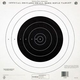 Champion TQ4(P) 100 YD SINGLE BULLSEYE  (TRAINING & QUALIF)(100/PK) 40777