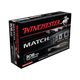 Winchester .308 Win 168 Grain Match BTHP Centerfire Rifle Ammunition, 20rds - S308M