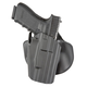 Safariland 578 7TS GLS Pro-Fit Wide Frame Right Hand Holster with Paddle, Black ‒ 578-750-411