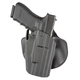 Safariland 578 7TS GLS Pro-Fit Wide Standard Left Hand Holster with Paddle, Black ‒ 578-750-412