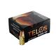 G2 Research 9mm+P 92 gr SCHP Telos Ammunition, 20 Rounds - G00619