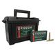 Fiocchi .308 Winchester 150gr FMJBT Ammunition 180 Round Ammo Can - 308FA