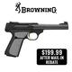 Browning Buck Mark Camper UFX .22LR Pistol