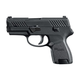 Sig Sauer P320 Nitron Subcompact 9mm Pistol w/ Night Sights, Black