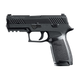 Sig Sauer P320 Nitron Carry 9mm Pistol w/ Night Sights, Black
