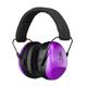 Browning Buckmark II Hearing Protector Earmuffs, Purple - 126396
