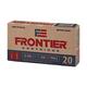 Hornady Frontier 5.56 NATO 55 Grain FMJ Ammunition, 20rds - FR200