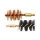Otis 12Gauge Bore Brush 2 Pack (1 nylon/1 bronze) - FG-512-NB