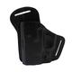 Blackhawk! Leather Check-Six Left Handed  OWB Holster, Black -420706BKL