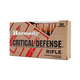 Hornady Critical Defense 223 Rem 55gr FTX 20rds Ammunition - 80270