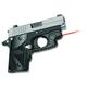 Crimson Trace Laserguard for Sig Sauer P238 LG-492