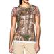 Under Armour Women's HeatGear Evo Camo S/S Shirt, Realtree Xtra- 1237118-946