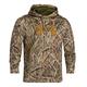 Under Armour Men's Armour Fleece Camo Big Logo Hoodie, Shadow Grass - 1249745-903