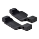 Strike Industries Cobra Straight/Right only Polymer Trigger Guard 2 Pack