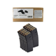 1000 Rounds American Eagle 5.56mm FMJ Steel Core Ammo & Ten (10) Magpul PMAG 30 5.56x45mm Magazines