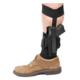 BLACKHAWK! Semi Autos Ankle Holster - Size 10 Right 40AH10BK-R