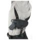 BLACKHAWK! Nylon Horizontal Shoulder Holster (Medium, Size 5)- 40HS05BK-MD