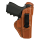 BLACKHAWK! Leather Inside Pants Holster, Springfield XD/XDM, Right, Brown-421411BN-R