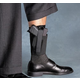 Galco Cop Ankle Band Holster- For Glock 26/27, Black (Right)- CAB2L