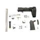 PSA MOE EPT Pistol Lower Build Kit With SB Tactical PDW Brace, Black - 5165447568