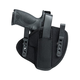 Uncle Mike's IWB Tuckable Holster, Ambidextrous (Size 19) - 55190