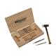 Wheeler Hammer & Punch 7 Piece Set Wood Box-951887
