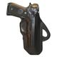 BLACKHAWK! Leather Angle-Adjustable Paddle Holster-Colt Commander-4