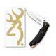 Buckmark Combo For Him, Knife & Decal Combo-322386