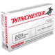Winchester .223 Remington 55gr FMJ USA White Box Rifle Ammunition, 20 Rounds – USA223R1L