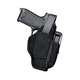Uncle MIke's Sidekick Hip Holster W/ Mag Pouch, Ambidextrous (Size 1) - MO70010
