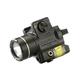 Streamlight TLR-4G Weapon Light w/ Green Laser & Rail Mounting Key Kit, Black - 69425