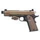 Kimber Warrior¨ SOC TFS .45acp Pistol, With Threaded Barrel - 3000287