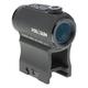 Holosun Micro Sight, Dot Reticle with Shake Awake - HS403GL