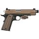Kimber Warrior SOC .45acp Pistol, Threaded Barrel - 3000255