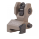 Troy Rear Di-Optic Aperture (DOA) Folding BattleSight, FDE – SSIG-DOA-RFFT-00