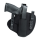Uncle Mike's IWB Tuckable Holster, Ambidextrous (Size 1) - 55010