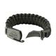 Outdoor Edge Para-Claw Paracord Bracelet Tactical Knife (Medium)