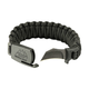 Outdoor Edge Para-Claw Paracord Bracelet Tactical Knife (Large)