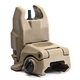 Magpul MBUS Back-Up Sight GEN 2 - Front - Flat Dark Earth MAG247-FDE
