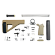 PSA MOE Pistol Lower Build Kit with SB Tactical SOB Pistol Brace, Flat Dark Earth - 5165448240