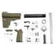 PSA MOE+ Shockwave Lower Build Kit, OD Green - 5165448259