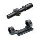 Leupold VX-R Patrol 1.25-4x20mm Rifle Scope & Leupold Mark 2 IMS 30mm Mount