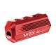 MBX PCC 9mm Compensator 1/2x36 - mpcccomp36 - Red
