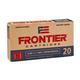Hornady Frontier 5.56 Nato 68gr BTHP Match 20 Rounds - FR310