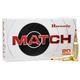 Hornady 224 Valkyrie 88gr ELD Match Ammunition, 20 Rounds - 81534