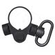 Troy OEM M4 Sling Mount Black - SMOU-M4S-00BT-00