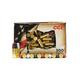 CCI Patriot Pack .22 LR 40 Grain Red, White, and Blue Ammunition, 300 Rounds - 921RWB