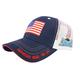 PSA Patriotic Mesh Hat