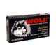 Wolf .223 55 gr HP 20 Rounds Ammunition - 22355HP